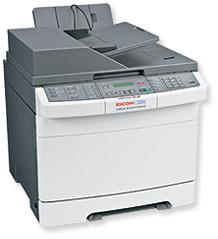 infoprint 1826 color laser