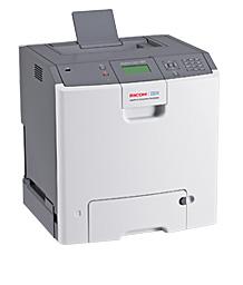 infoprint 1834 color laser printer