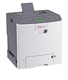 infoprint 1854 color laser printer