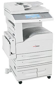 InfoPrint 1988 mfp printer